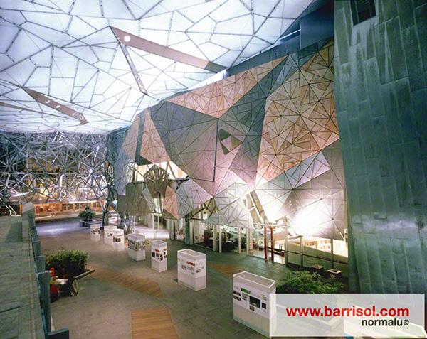 Proiecte realizate  cu Barrisol Acustic BARRISOL - Poza 1