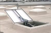 Trape de fum si componente pentru ventilatie JET GROUP