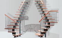 Scari pe structura metalica SOGEM ofera o gama larga de scari in kit care vine in intampinarea solicitarilor dumneavoastra, atat a exigentelor de spatiu cat si a celor estetice.