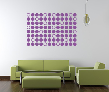 Stickere, folii decorative / Bubbles...