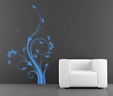 Stickere, folii decorative / Forme cu flori