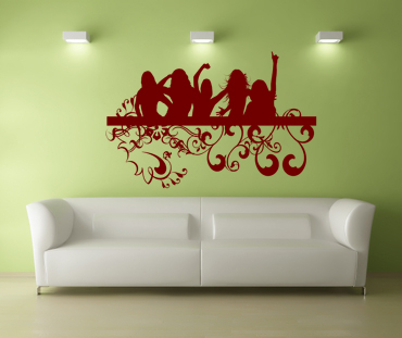 Stickere, folii decorative / Party Time