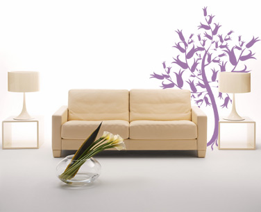 Stickere, folii decorative / Sursa de relaxare