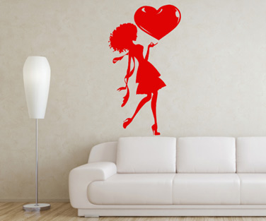 Stickere, folii decorative / Valentine s Gift