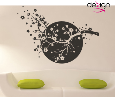 Stickere, folii decorative / Zen Asia
