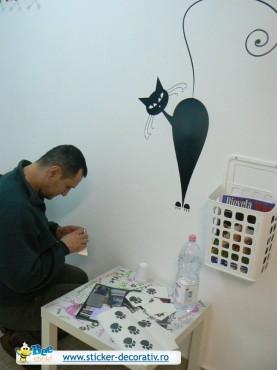 Lucrari, proiecte Stickere, folii decorative - poze primite de la clienti Beestick - Poza 120