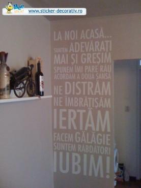 Lucrari, proiecte Stickere, folii decorative - poze primite de la clienti Beestick - Poza 125