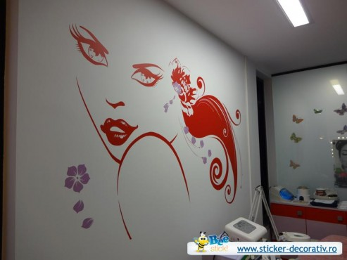 Lucrari, proiecte Stickere, folii decorative - poze primite de la clienti Beestick - Poza 141