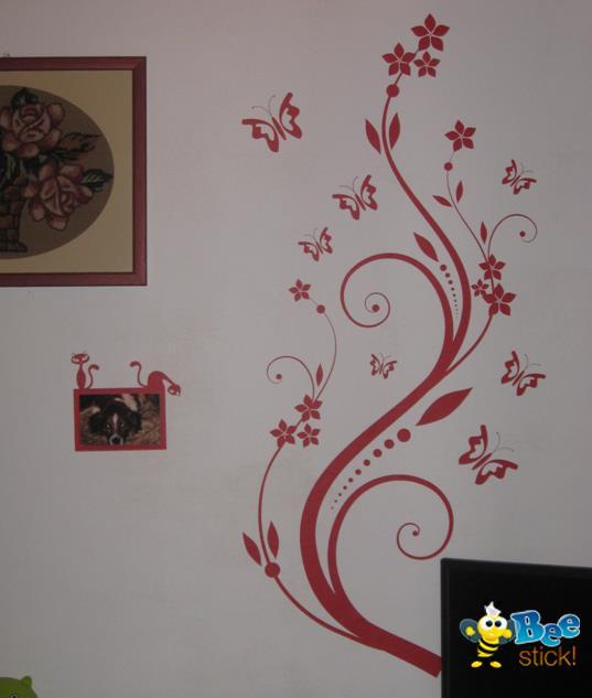 Stickere, folii decorative - poze primite de la clienti Beestick - Poza 156
