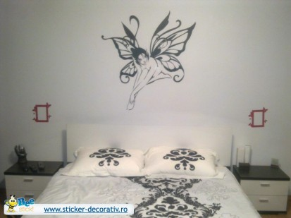 Stickere, folii decorative - poze primite de la clienti / Stickere decorative