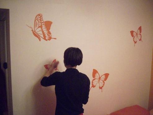 Lucrari, proiecte Stickere, folii decorative - poze primite de la clienti Beestick - Poza 188