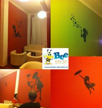 Lucrari, proiecte Stickere, folii decorative - poze primite de la clienti Beestick - Poza 223