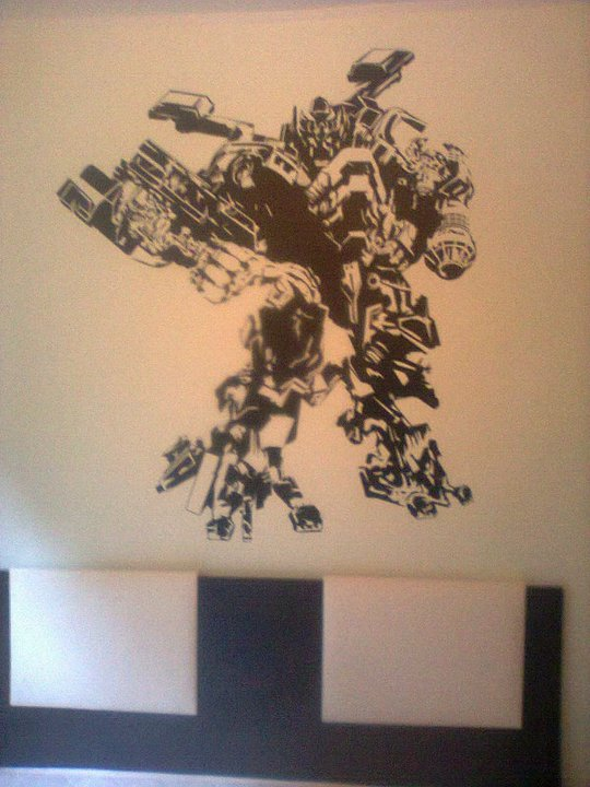 Stickere, folii decorative - poze primite de la clienti Beestick - Poza 238