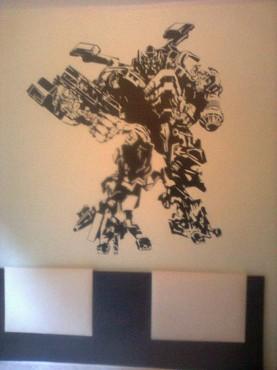 Lucrari, proiecte Stickere, folii decorative - poze primite de la clienti Beestick - Poza 238