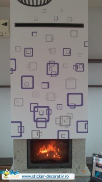Lucrari, proiecte Stickere, folii decorative - poze primite de la clienti Beestick - Poza 251