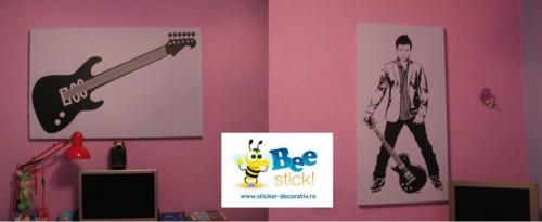 Lucrari, proiecte Stickere, folii decorative - poze primite de la clienti Beestick - Poza 260