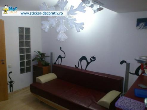 Lucrari, proiecte Stickere, folii decorative - poze primite de la clienti Beestick - Poza 287