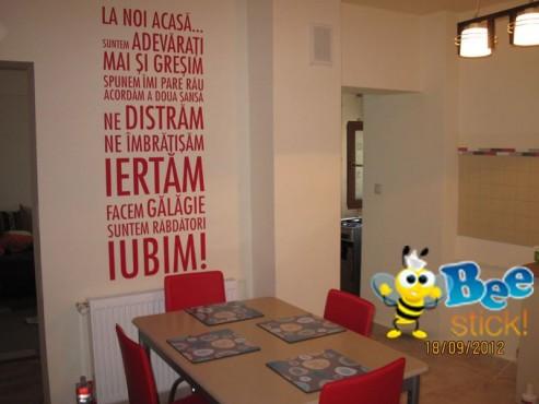 Lucrari, proiecte Stickere, folii decorative - poze primite de la clienti Beestick - Poza 315