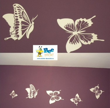 Lucrari, proiecte Stickere, folii decorative - poze primite de la clienti Beestick - Poza 320