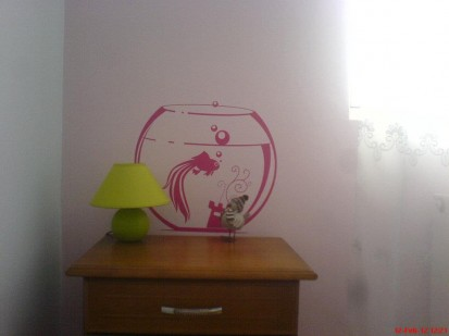 Stickere, folii decorative - poze primite de la clienti / 404227_363552140329637_29204893_n