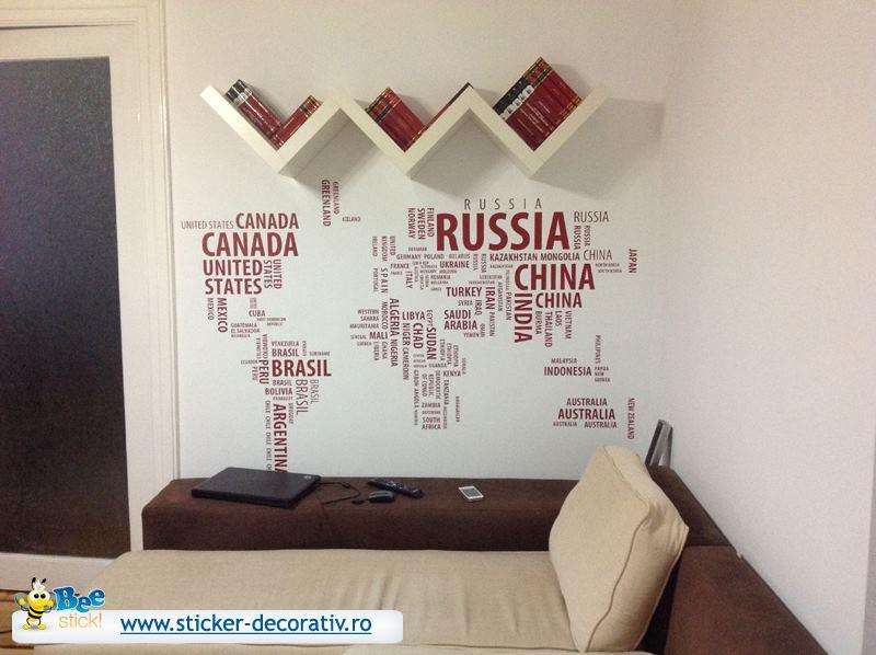 Stickere, folii decorative - poze primite de la clienti Beestick - Poza 340