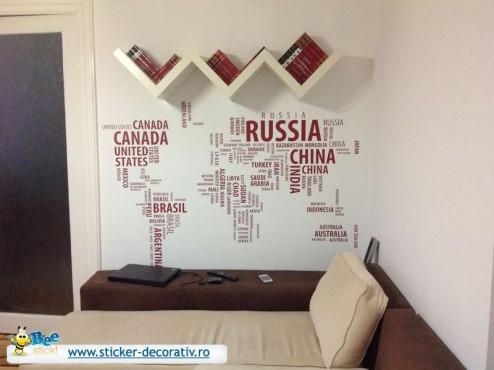 Lucrari, proiecte Stickere, folii decorative - poze primite de la clienti Beestick - Poza 340