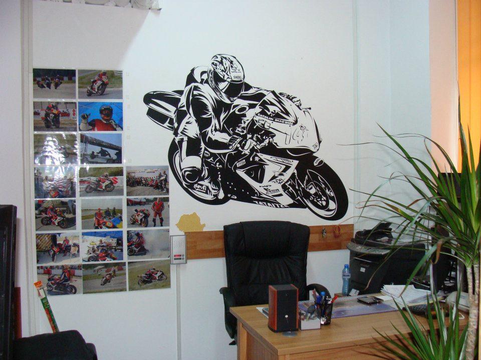 Stickere, folii decorative - poze primite de la clienti Beestick - Poza 341