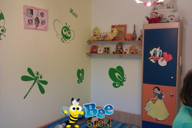 Stickere, folii decorative - poze primite de la clienti Beestick - Poza 368