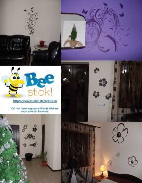 Lucrari, proiecte Stickere, folii decorative - poze primite de la clienti Beestick - Poza 376