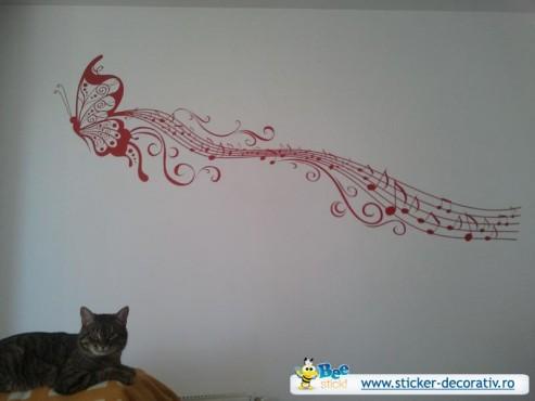 Lucrari, proiecte Stickere, folii decorative - poze primite de la clienti Beestick - Poza 384