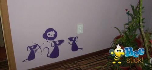 Lucrari, proiecte Stickere, folii decorative - poze primite de la clienti Beestick - Poza 394