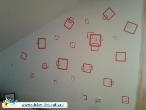 Lucrari, proiecte Stickere, folii decorative - poze primite de la clienti Beestick - Poza 424