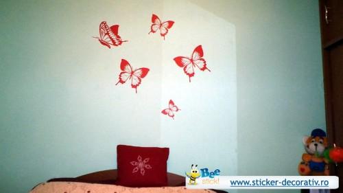 Lucrari, proiecte Stickere, folii decorative - poze primite de la clienti Beestick - Poza 425