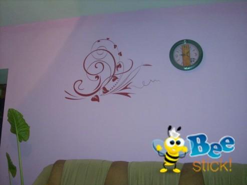 Lucrari, proiecte Stickere, folii decorative - poze primite de la clienti Beestick - Poza 448