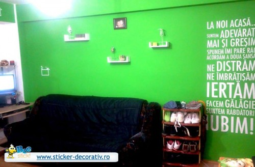 Lucrari, proiecte Stickere, folii decorative - poze primite de la clienti Beestick - Poza 463