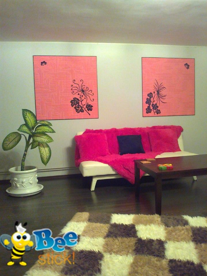 Stickere, folii decorative - poze primite de la clienti Beestick - Poza 465