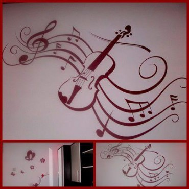 Lucrari, proiecte Stickere, folii decorative - poze primite de la clienti Beestick - Poza 466