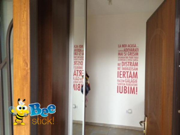 Stickere, folii decorative - poze primite de la clienti Beestick - Poza 467