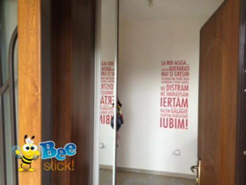 Lucrari, proiecte Stickere, folii decorative - poze primite de la clienti Beestick - Poza 467