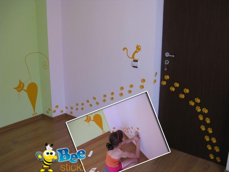 Stickere, folii decorative - poze primite de la clienti Beestick - Poza 470