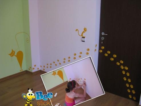 Lucrari, proiecte Stickere, folii decorative - poze primite de la clienti Beestick - Poza 470