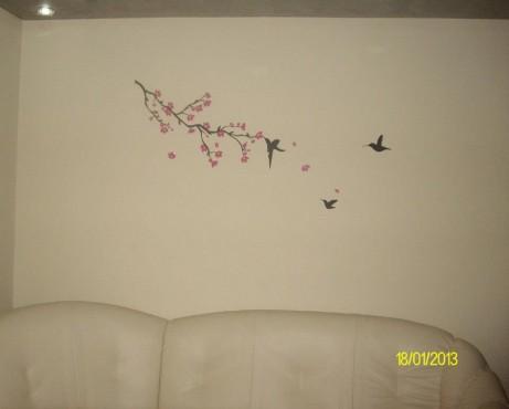 Lucrari, proiecte Stickere, folii decorative - poze primite de la clienti Beestick - Poza 503
