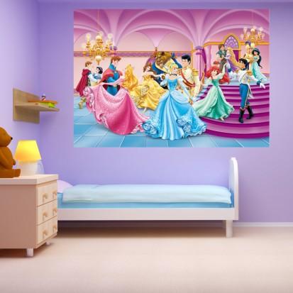 Fototapet camere de copii - Format Mediu (255x180) / Fototapet Carnaval
