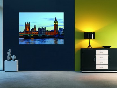 Fototapet camere de copii - Format Mic (160x115) / Fototapet Londra