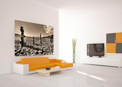 Fototapet camere de copii - Format Mic (160x115) / Fototapet Sea Beach