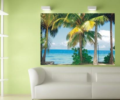 Fototapet decorativ - dimensiuni mici (180x127 cm) / Fototapet Palmieri