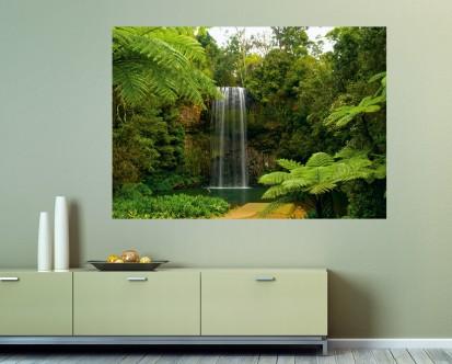 Fototapet decorativ - dimensiuni mici (180x127 cm) / Fototapet Preerie