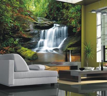 Fototapet decorativ Giant (360x254cm) / Fototapet Cascada