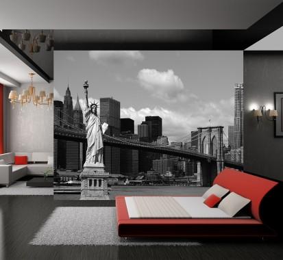 Fototapet decorativ Giant (360x254cm) / Fototapet Libertate