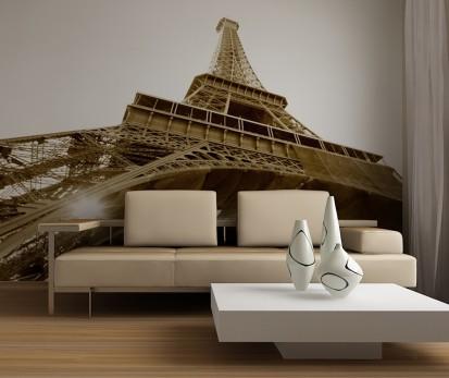 Fototapet decorativ Giant (360x254cm) / Fototapet Turnul Eiffel